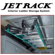 The Jet Rack Ladder Rack!